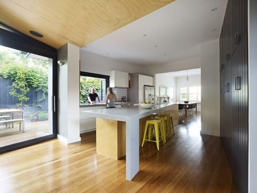 57 Kew House Ngôi nhà dưới lòng đất ấn tượng qpdesign