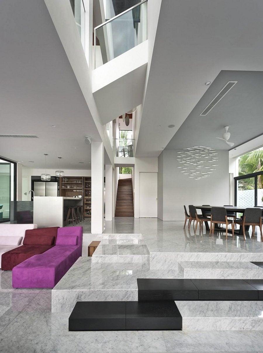 Thiết kế nhà ở hiện đại 6