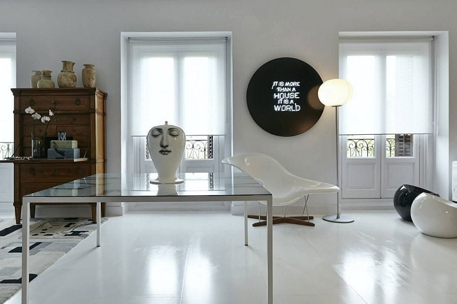 Thiết kế nội thất táo bạo 6
