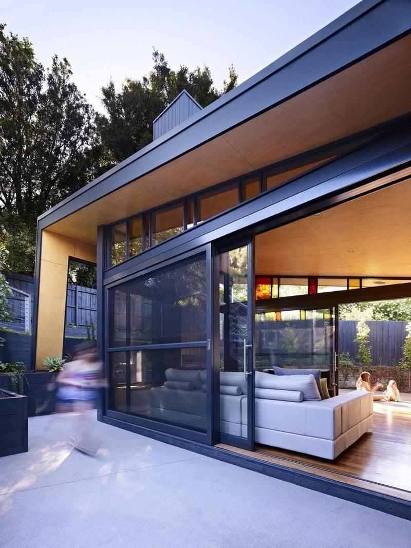 67 Kew House Ngôi nhà dưới lòng đất ấn tượng qpdesign
