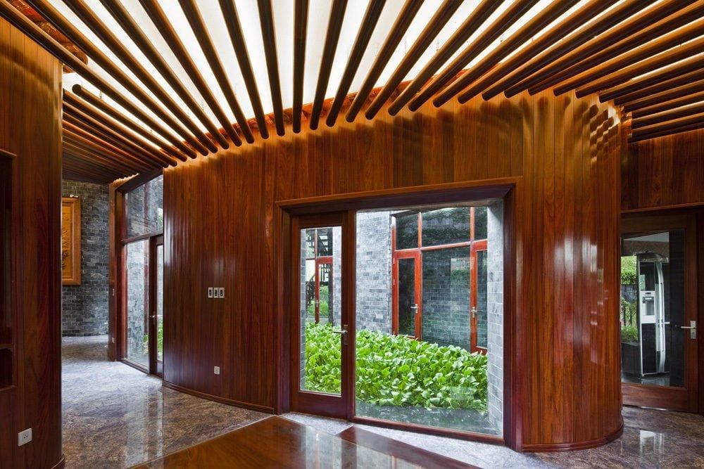 7 1398138908 1200x0 Ngôi nhà đá phủ cây xanh giành giải Kiến trúc xanh Việt Nam qpdesign
