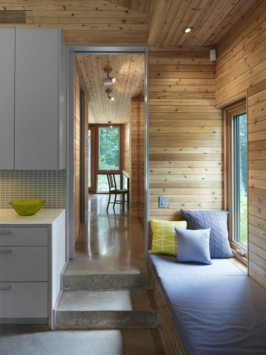 ngôi nhà gỗ hiện đại  7