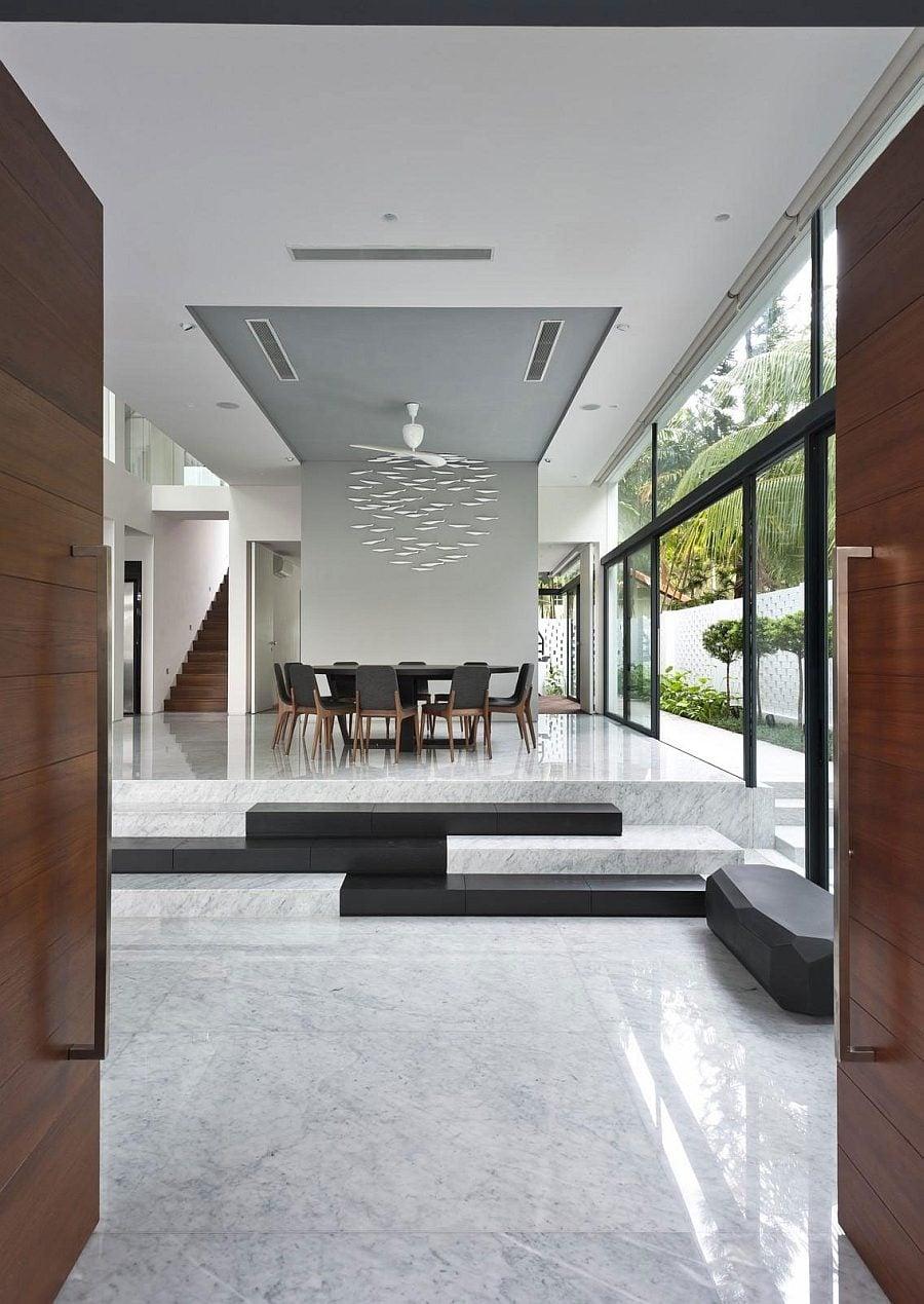 Thiết kế nhà ở hiện đại 7