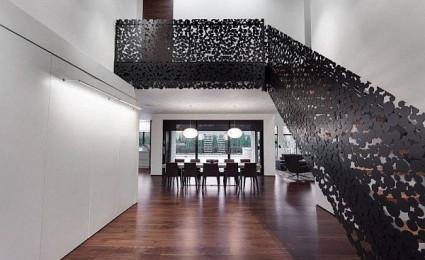 Thiết kế nội thất với tông màu trung tính nhưng vẫn thu hút