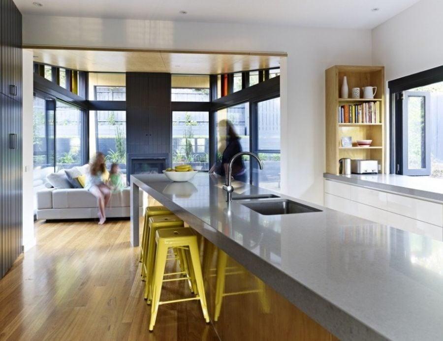 77 Kew House Ngôi nhà dưới lòng đất ấn tượng qpdesign