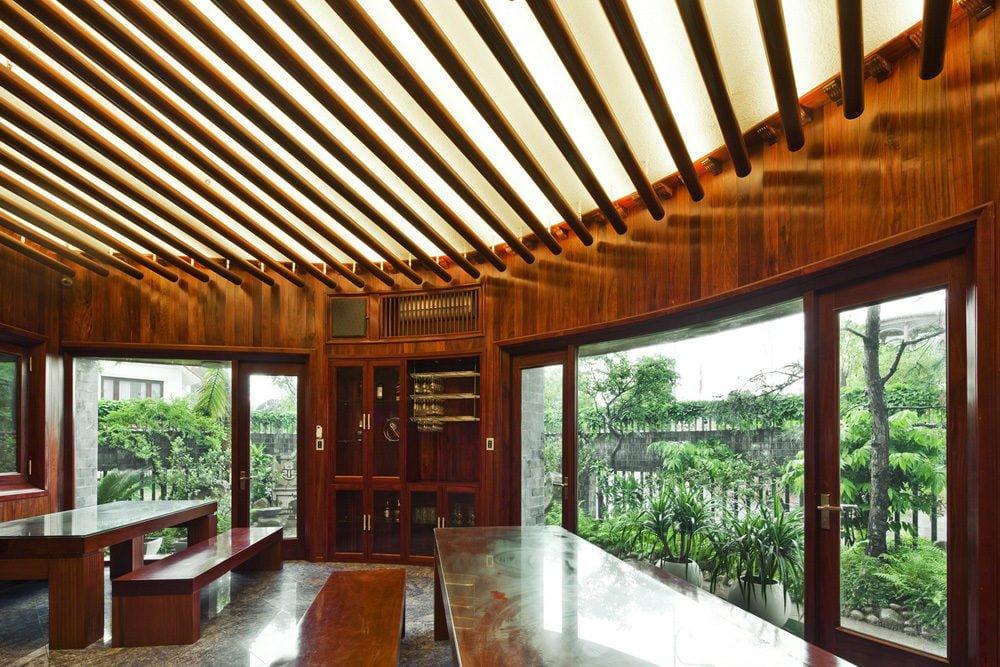 8 1398138909 1200x0 Ngôi nhà đá phủ cây xanh giành giải Kiến trúc xanh Việt Nam qpdesign