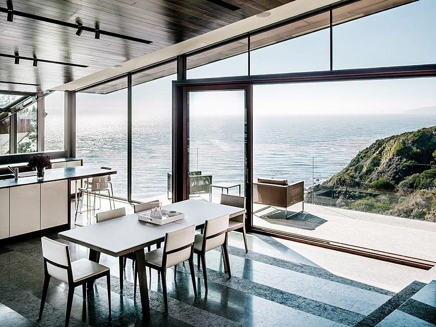 824 Ngôi nhà trên vách núi với thiết kế ấn tượng qpdesign