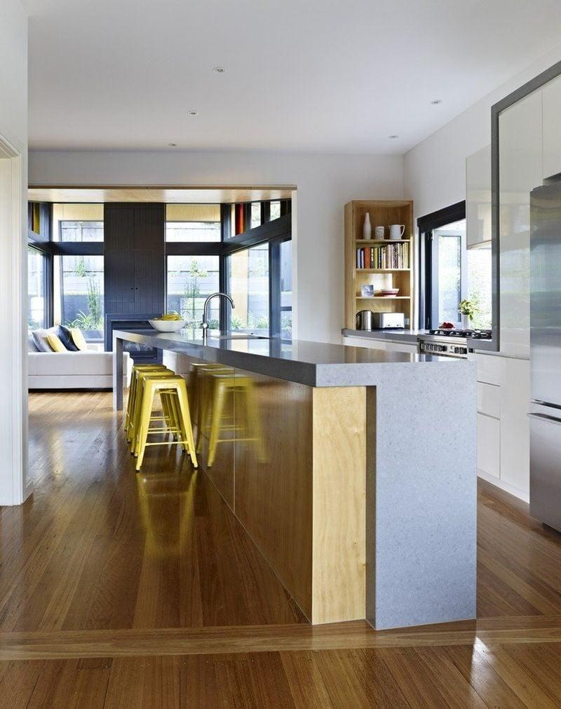87 Kew House   Ngôi nhà dưới lòng đất ấn tượng qpdesign
