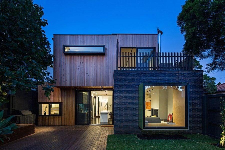 Cải tạo căn nhà phong cách Edwardian thành một không gian hiện đại