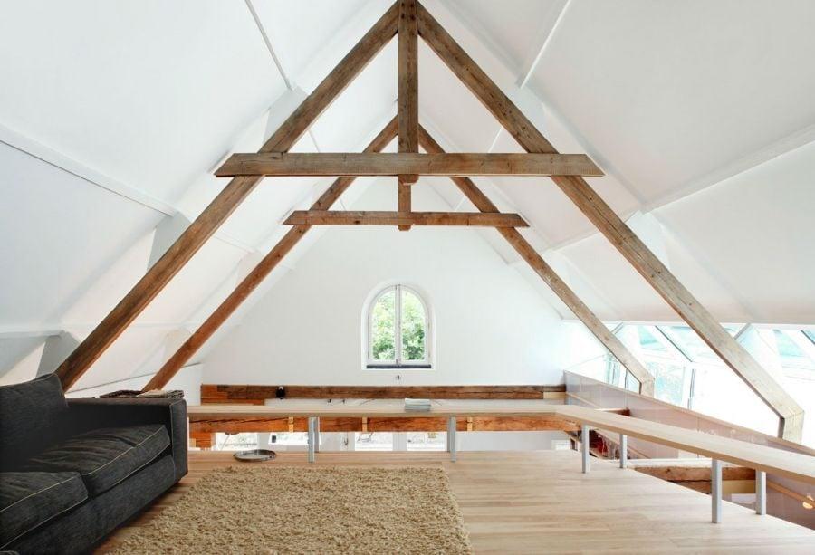 914 House G Ngôi nhà đẹp và ấn tượng được cải tạo từ một kho thóc cũ qpdesign
