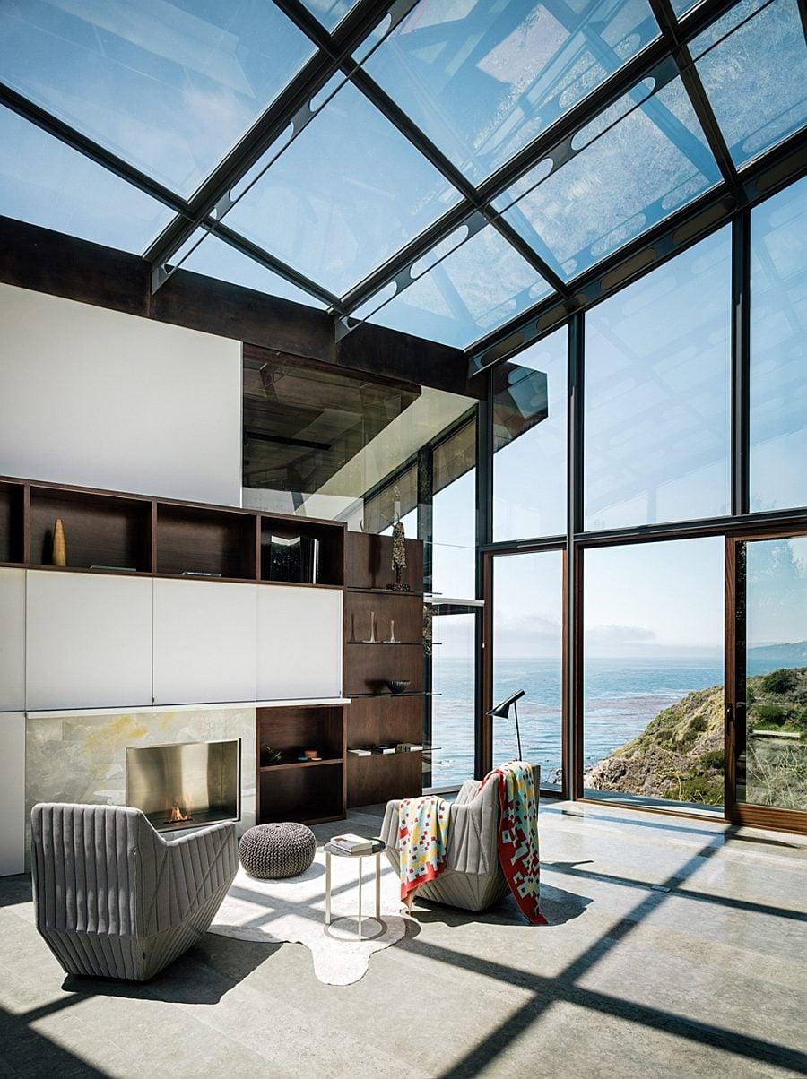 922 Ngôi nhà trên vách núi với thiết kế ấn tượng qpdesign
