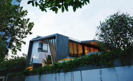 Biệt thự tại Hà Nội đoạt giải kiến trúc nhờ ứng dụng công nghệ cao