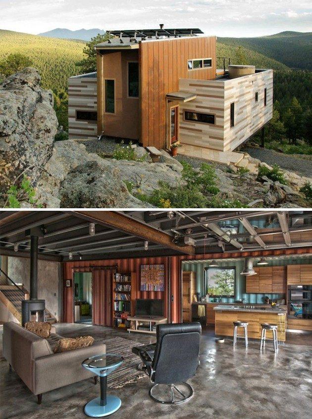 8 ngôi nhà container có thiết kế tuyệt đẹp qpdesign