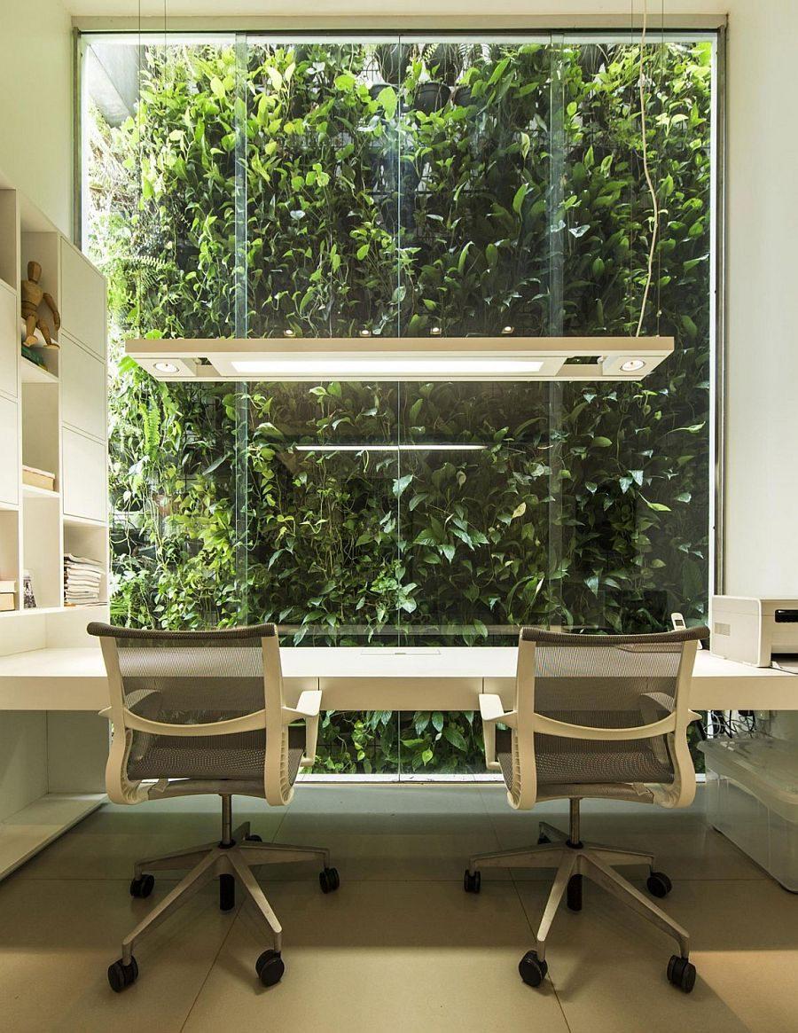102 RMJ Residence   Ngôi nhà với nhiều không gian xanh tại Brazil qpdesign