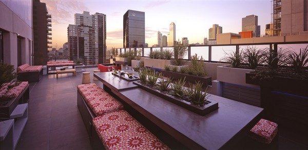 104 Căn hộ penthouse cá tính với khu vườn tuyệt đẹp tại Úc qpdesign