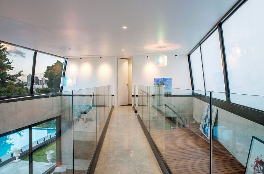 106 Ngôi nhà phong cách công nghiệp với kính, thép là vật liệu chính qpdesign