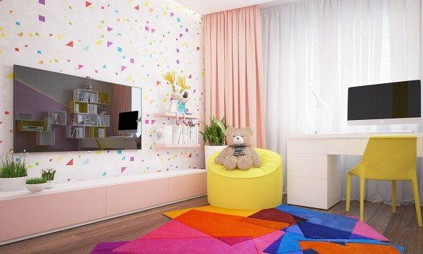 107 4 thiết kế phòng ngủ đáng yêu cho con bạn qpdesign