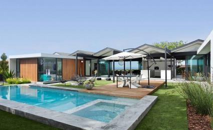 Ngôi nhà lôi cuốn với thiết kế không gian mở