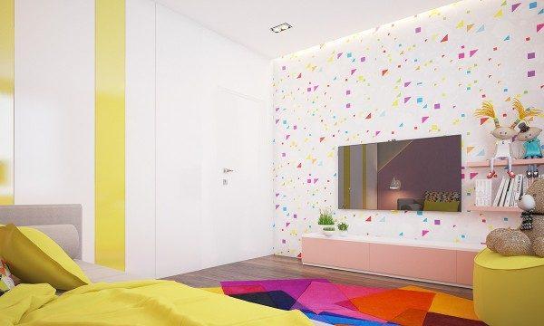 1110 4 thiết kế phòng ngủ đáng yêu cho con bạn qpdesign