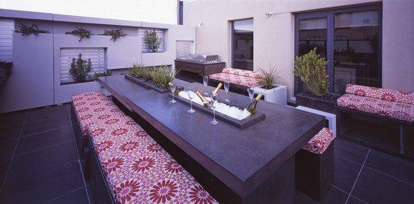 115 Căn hộ penthouse cá tính với khu vườn tuyệt đẹp tại Úc qpdesign