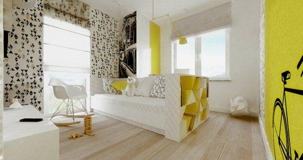 phòng ngủ đáng yêu 1