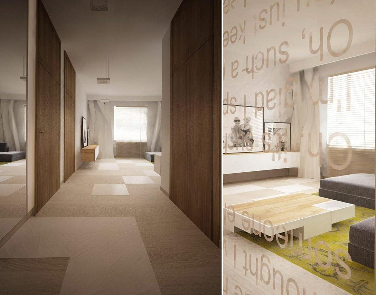 1222 5 mẫu nhà ở hiện đại với lối thiết kế nhẹ nhàng và nữ tính qpdesign