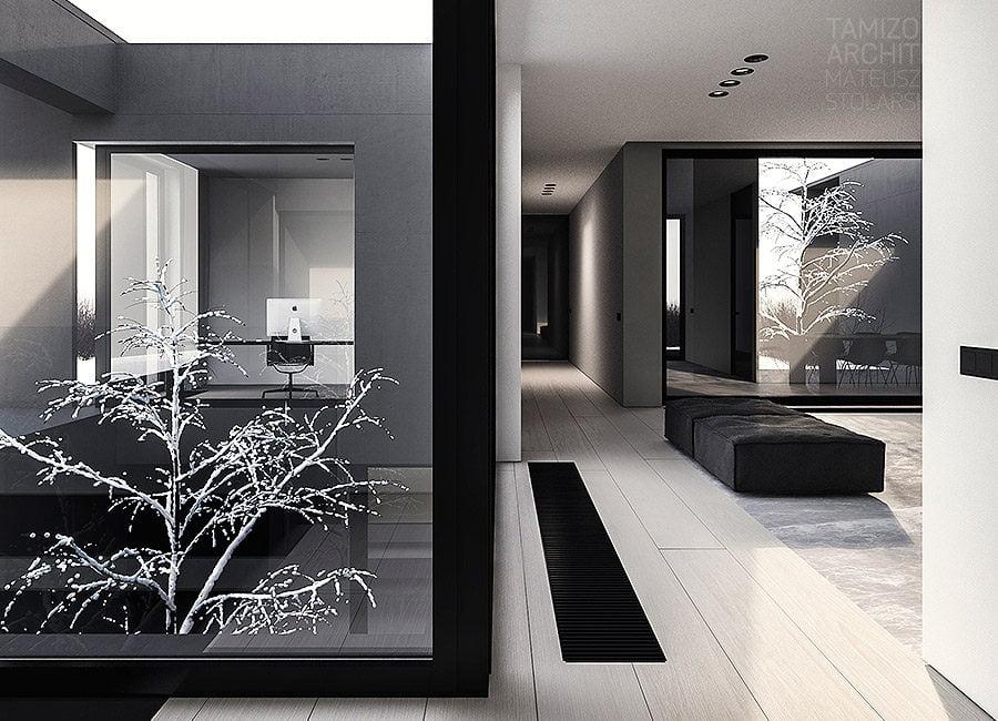 Mang lại nét cá tính cho ngôi nhà của bạn với tông màu xám
