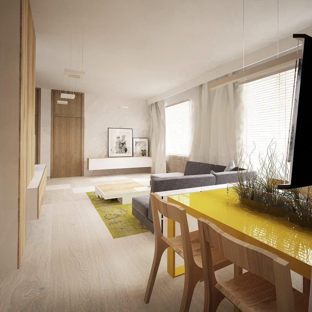 1321 5 mẫu nhà ở hiện đại với lối thiết kế nhẹ nhàng và nữ tính qpdesign