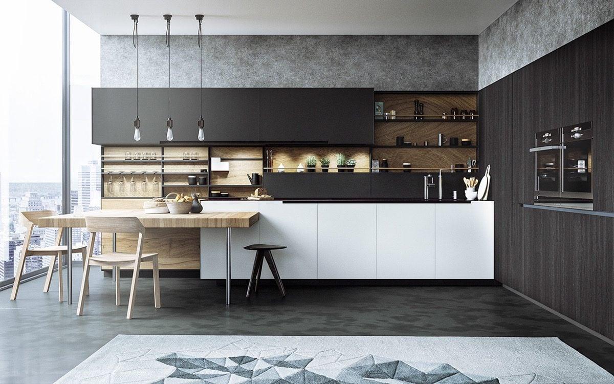134 20 mẫu thiết kế nhà bếp hiện đại cho ngôi nhà của bạn qpdesign