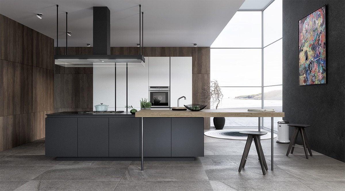 20 mẫu thiết kế nhà bếp hiện đại cho ngôi nhà của bạn