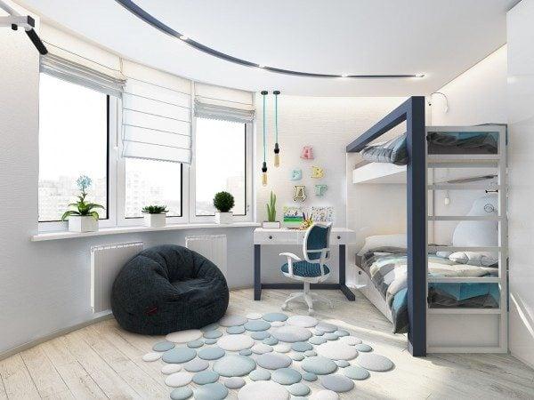 phòng ngủ đáng yêu 18