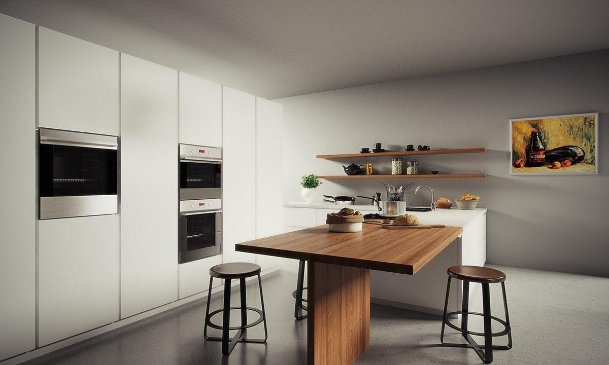 20 20 mẫu thiết kế nhà bếp hiện đại cho ngôi nhà của bạn qpdesign