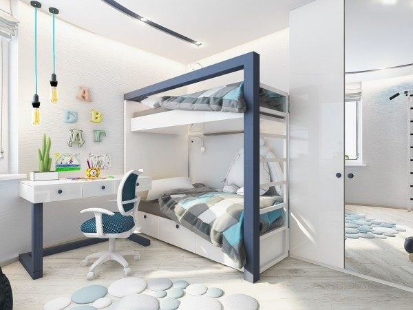 phòng ngủ đáng yêu 20