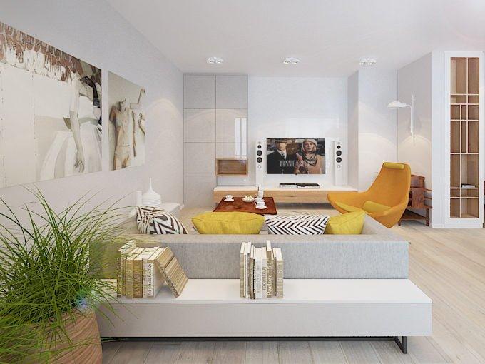 2011 5 mẫu nhà ở hiện đại với lối thiết kế nhẹ nhàng và nữ tính qpdesign