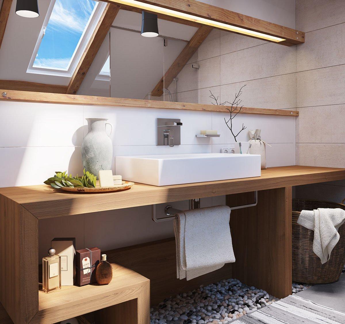 206 4 thiết kế phòng áp mái hiện đại và độc đáo qpdesign