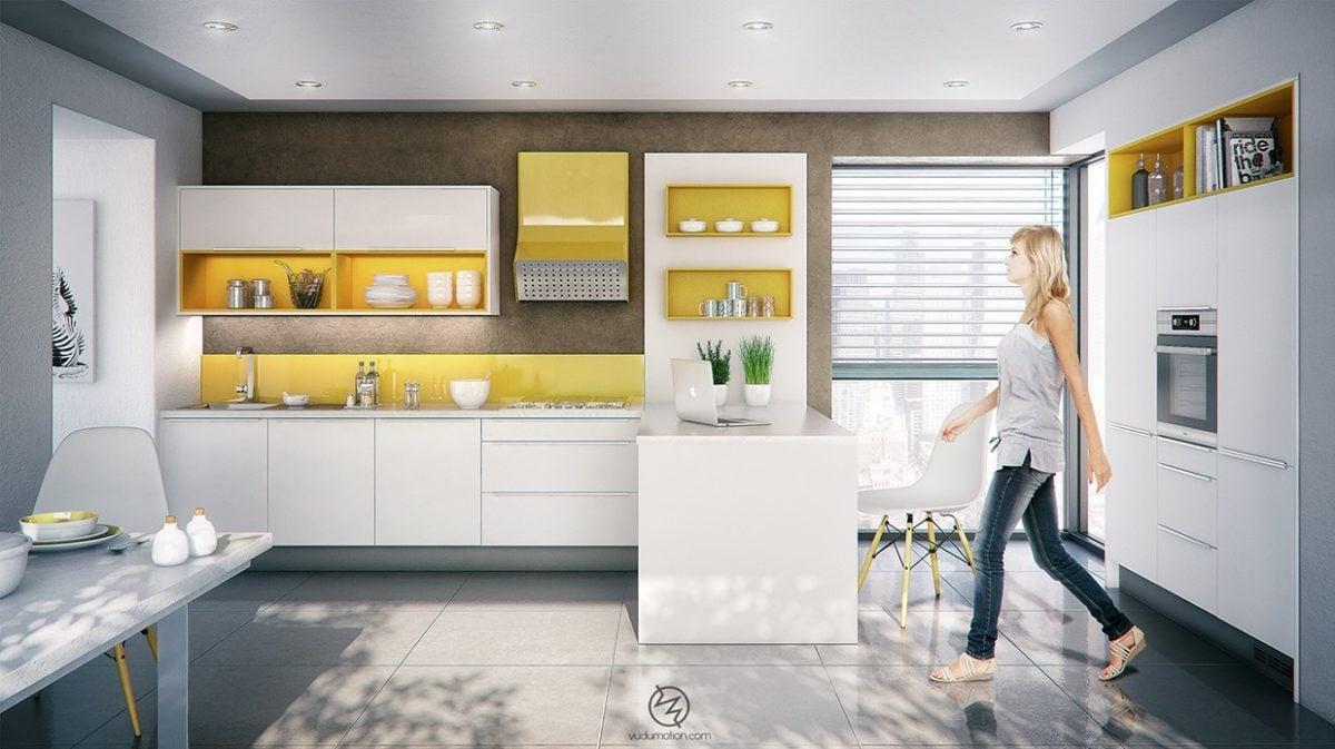 25 20 mẫu thiết kế nhà bếp hiện đại cho ngôi nhà của bạn qpdesign