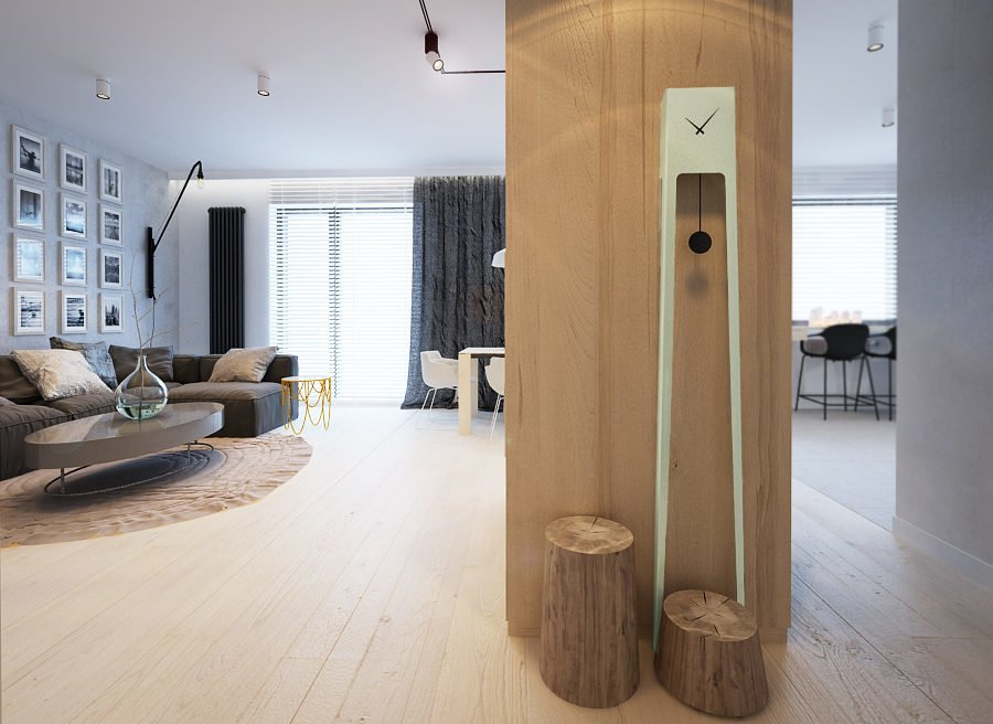 250 5 mẫu nhà ở hiện đại với lối thiết kế nhẹ nhàng và nữ tính qpdesign