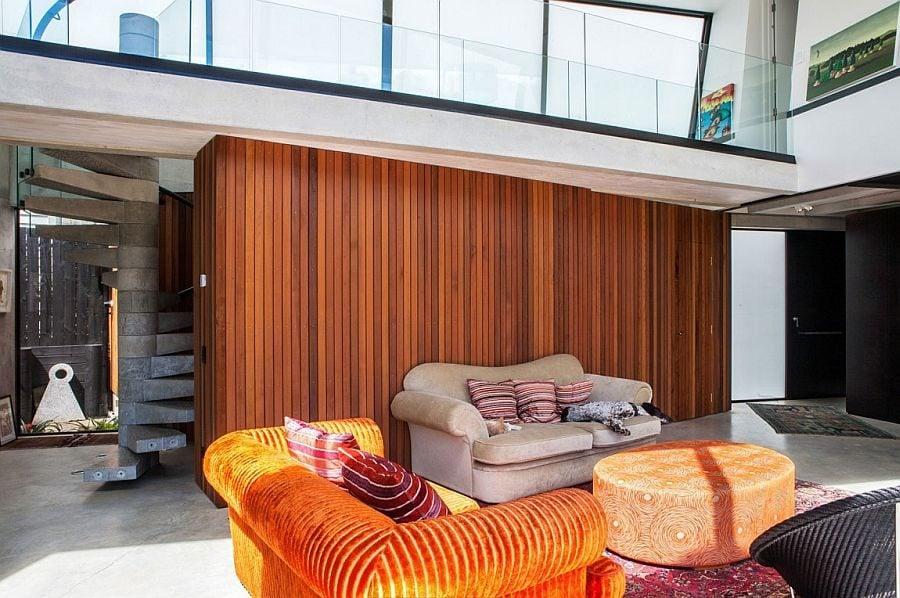 26 Ngôi nhà phong cách công nghiệp với kính, thép là vật liệu chính qpdesign