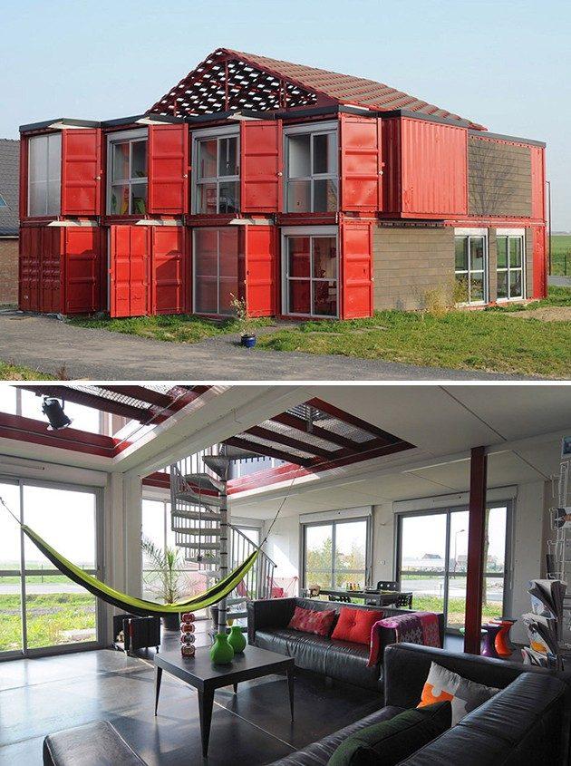 314 8 ngôi nhà container có thiết kế tuyệt đẹp qpdesign