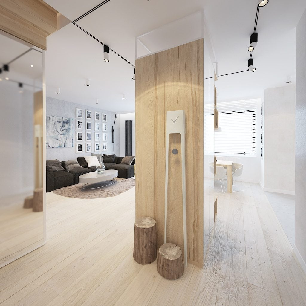 330 5 mẫu nhà ở hiện đại với lối thiết kế nhẹ nhàng và nữ tính qpdesign