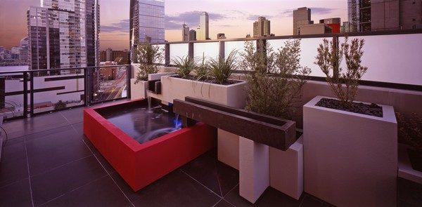 34 Căn hộ penthouse cá tính với khu vườn tuyệt đẹp tại Úc qpdesign