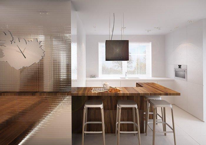 5 mẫu nhà ở hiện đại với lối thiết kế nhẹ nhàng và nữ tính
