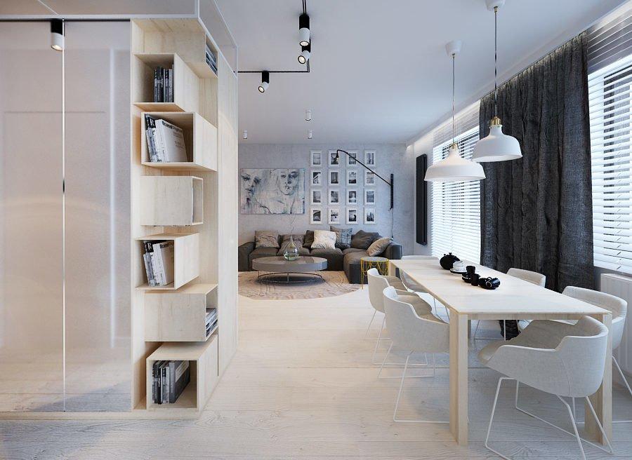 523 5 mẫu nhà ở hiện đại với lối thiết kế nhẹ nhàng và nữ tính qpdesign