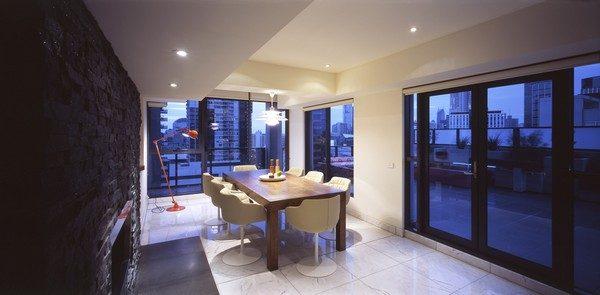 54 Căn hộ penthouse cá tính với khu vườn tuyệt đẹp tại Úc qpdesign