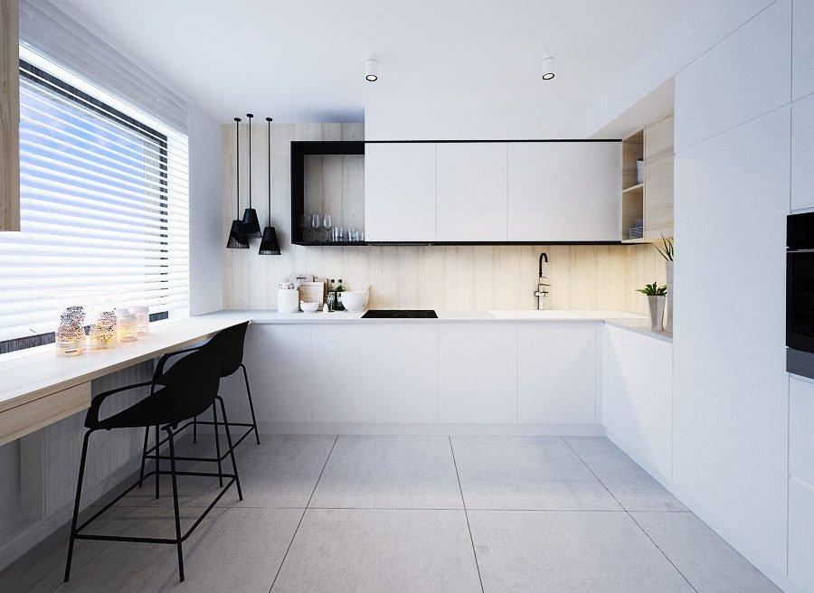 622 5 mẫu nhà ở hiện đại với lối thiết kế nhẹ nhàng và nữ tính qpdesign