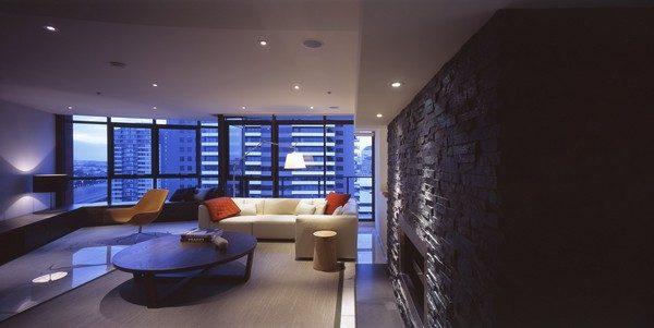 64 Căn hộ penthouse cá tính với khu vườn tuyệt đẹp tại Úc qpdesign