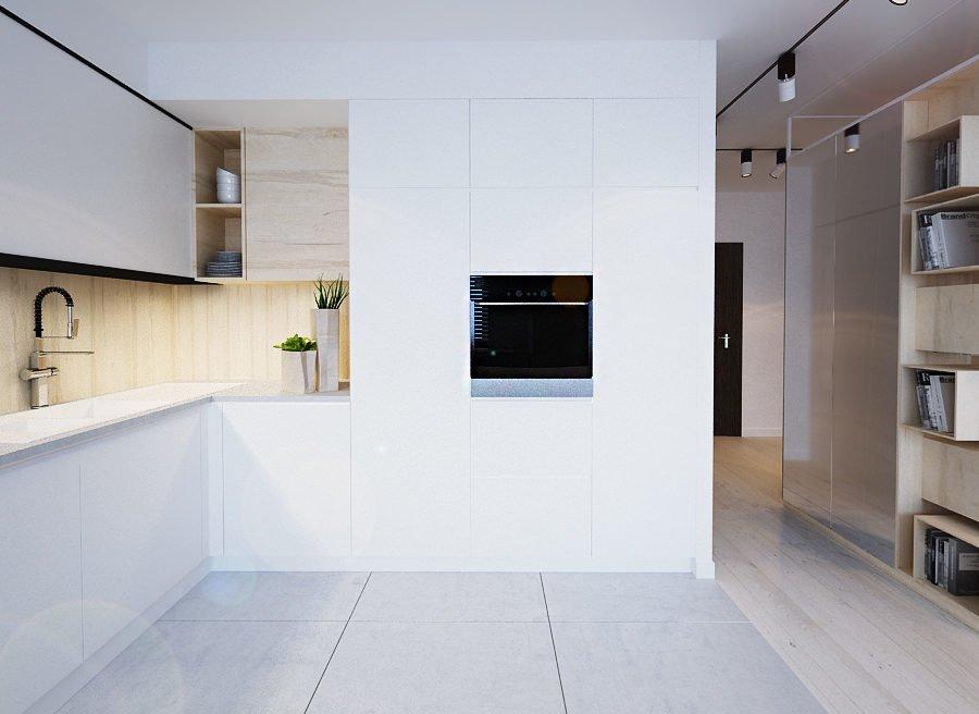 722 5 mẫu nhà ở hiện đại với lối thiết kế nhẹ nhàng và nữ tính qpdesign