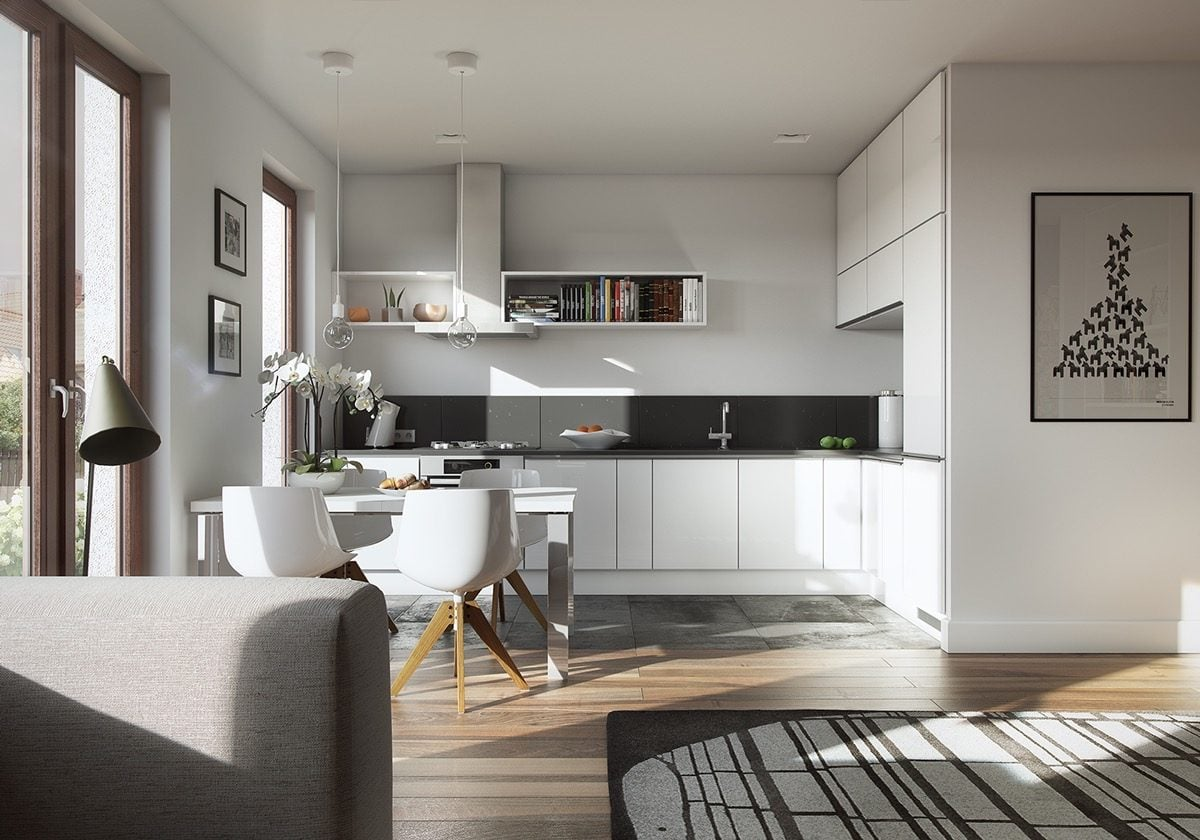 75 20 mẫu thiết kế nhà bếp hiện đại cho ngôi nhà của bạn qpdesign
