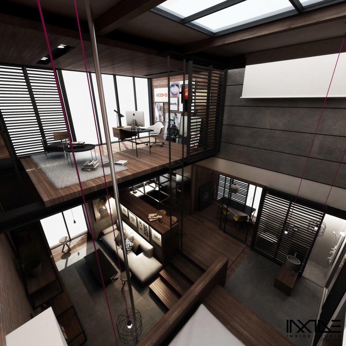 826 KOTAK Haus: Ngôi nhà có thiết kế đầy cá tính qpdesign