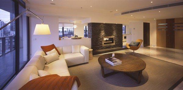 84 Căn hộ penthouse cá tính với khu vườn tuyệt đẹp tại Úc qpdesign